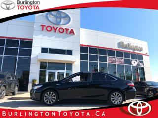 Used 2015 Toyota Camry HYBRID XLE for sale in Burlington, ON