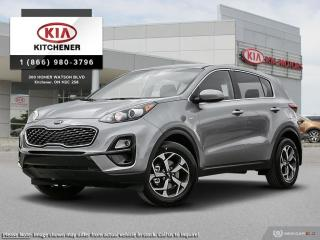 Used 2020 Kia Sportage LX Anniversary for sale in Kitchener, ON