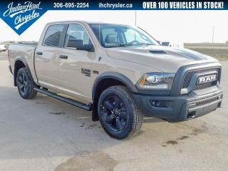 New 2019 RAM 1500 Classic SLT 4x4 | Sunroof | Remote Start for sale in Indian Head, SK