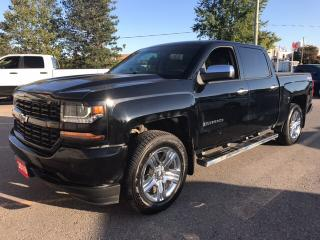 Used 2016 Chevrolet Silverado 1500 Silverado Custom for sale in Mitchell, ON