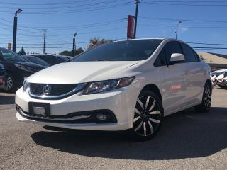 Used 2013 Honda Civic Touring, loaded, only 71,000 kms. for sale in Toronto, ON