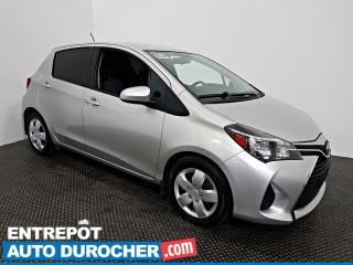 Used 2015 Toyota Yaris LE Automatique - AIR CLIMATISÉ - Groupe Électrique for sale in Laval, QC
