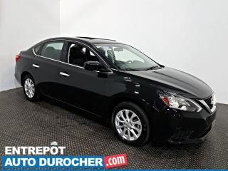 Used 2019 Nissan Sentra SV TOIT OUVRANT - AIR CLIMATISÉ -Sièges Chauffants for sale in Laval, QC