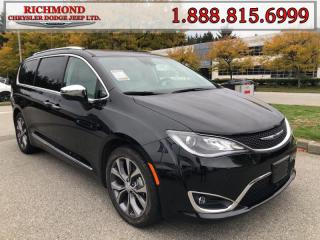 Used 2017 Chrysler Pacifica Limited for sale in Richmond, BC