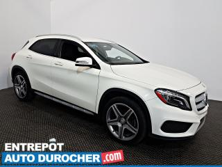 Used 2015 Mercedes-Benz GLA GLA 250 AWD NAVIGATION - A/C - CUIR for sale in Laval, QC