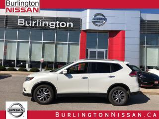 Used 2015 Nissan Rogue SL, ACCIDENT FREE, WOW only 24,000 km's ! for sale in Burlington, ON
