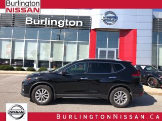 Used 2017 Nissan Rogue SV, ACCIDENT FREE, WOW ONLY 23,000 KM'S ! for sale in Burlington, ON