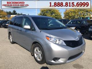 Used 2014 Toyota Sienna for sale in Richmond, BC