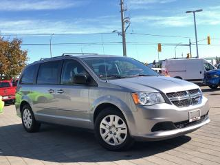 Used 2015 Dodge Grand Caravan SXT**Full Stow N GO**Roof Rails**Tinted Windows for sale in Mississauga, ON