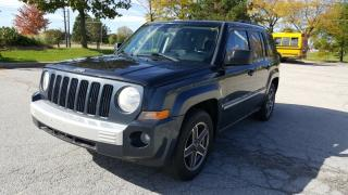 Used 2009 Jeep Patriot FWD 4DR for sale in Scarborough, ON