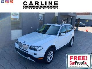 Used 2009 BMW X3 AWD 4dr 30i for sale in Nobleton, ON