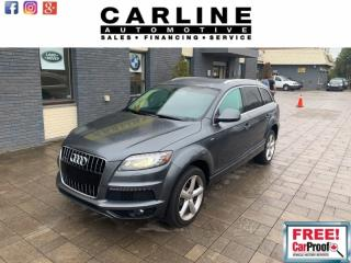 Used 2011 Audi Q7 quattro 4dr 3.0L TDI Premium for sale in Nobleton, ON