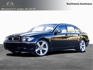 Used 2003 BMW 7 Series 745Li FULLY LOADED LIKE BRAND NEW ONLY 96000 km for sale in Concord, ON