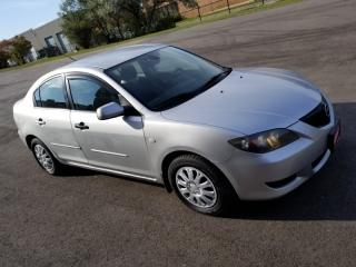 Used 2006 Mazda MAZDA3 4dr Sdn for sale in Mississauga, ON