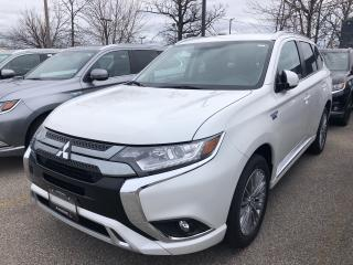 Used 2020 Mitsubishi Outlander Phev SE for sale in Mississauga, ON