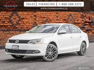 Used 2013 Volkswagen Jetta Sedan 2.5L Auto Highline | Navi | Back Up Cam | No Accidents for sale in Scarborough, ON