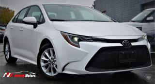 Used 2020 Toyota Corolla LE w/KEYLESS ENTRY/SUNROOF/APPLE CARPLAY for sale in Brampton, ON
