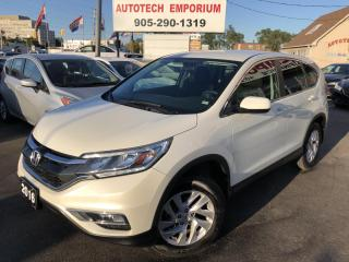 Used 2016 Honda CR-V SE 4WD Camera/Bluetooth/Alloys&GPS* for sale in Mississauga, ON