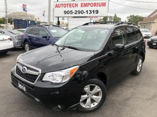 Used 2016 Subaru Forester Convenience Pkg Alloys/Camera/Heated Seats&ABS for sale in Mississauga, ON