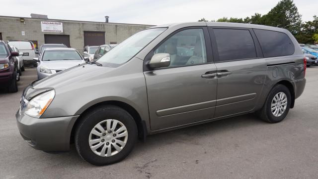 2011 Kia Sedona LX *LWB* CERTIFIED 2YR WARRANTY  *7 PASENGER*1 OWNER*FREE ACCIDENT* BLUETOOTH CRUISE AUX
