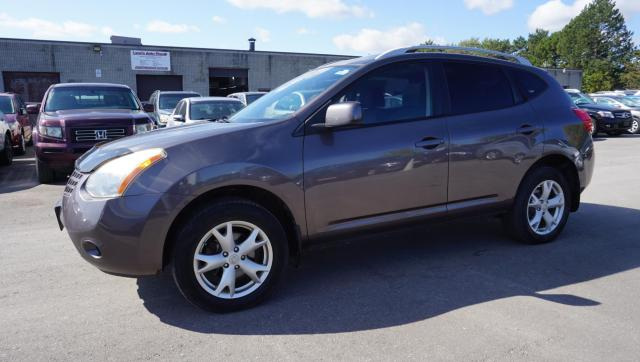 2008 Nissan Rogue Sl AWD CERTIFIED 2YR WARRANTY *2ND SET WINTER TIRES* SUNROOF HEATED PADDLE SHIFTERS