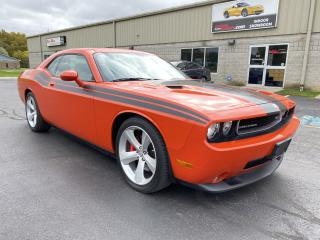 Used 2009 Dodge Challenger 2dr Cpe Srt8 for sale in St. George Brant, ON
