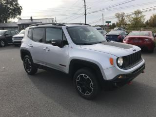 Used 2015 Jeep Renegade Trailhawk for sale in Truro, NS