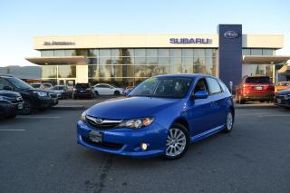 Used 2010 Subaru Impreza 2.5 i Sport Package - 87000KM! for sale in Port Coquitlam, BC