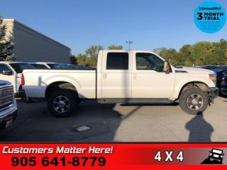 Used 2012 Ford F-350 Super Duty Lariat  LEATH BUCKETS TOW CS/HS for sale in St. Catharines, ON