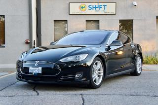 Used 2015 Tesla Model S 85 AUTOPILOT, SUB ZERO, AIR SUSPENSION, RECARO SEATS for sale in Burlington, ON