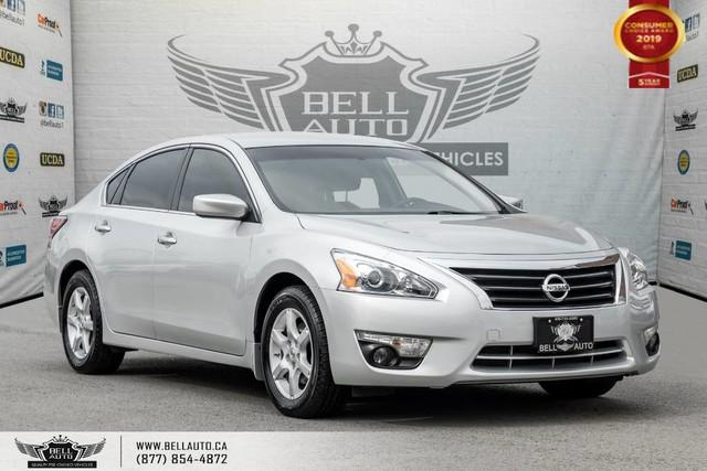 2015 Nissan Altima 2.5 S, NO ACCIDENT, BLUETOOTH, PUSH START, TRACTION CNTRL
