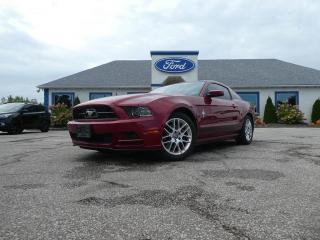 Used 2014 Ford Mustang V6 Premium for sale in Essex, ON