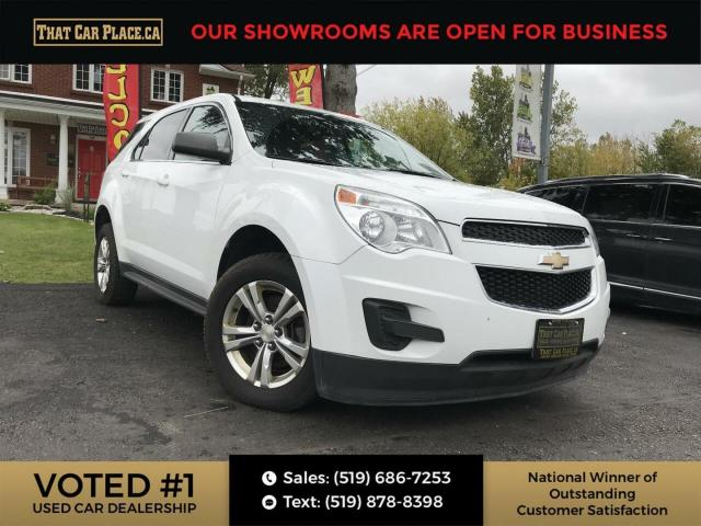 2013 Chevrolet Equinox LS Pwr Windonws,Locks,Mirror-Cruise-A/C