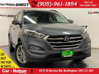 Used 2018 Hyundai Tucson 2.0L SE| AWD| PANO ROOF| LEATHER| for sale in Burlington, ON