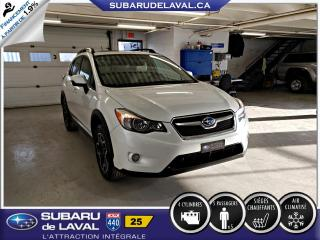 Used 2013 Subaru XV Crosstrek 2.0i Limited Manuelle ** Cuir+Toit+Navi for sale in Laval, QC