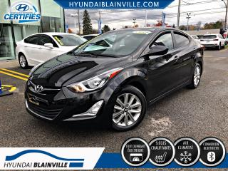 Used 2015 Hyundai Elantra SPORT TOIT, MAGS, BLUETOOTH for sale in Blainville, QC