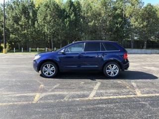 Used 2011 Ford Edge Limited AWD for sale in Cayuga, ON