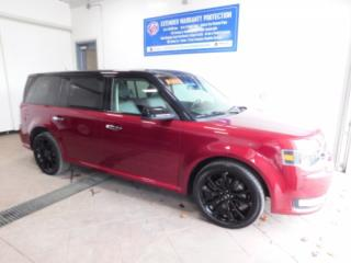 Used 2019 Ford Flex SEL LEATHER NAVI SUNROOF for sale in Listowel, ON