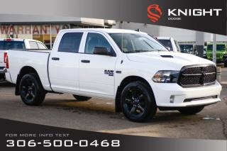 Used 2019 RAM 1500 Classic Express for sale in Swift Current, SK