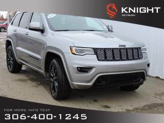 New 2020 Jeep Grand Cherokee Laredo Altitude 4x4 | Leather Seats | Navigation | Sunroof | Altitude Grille & Package for sale in Weyburn, SK
