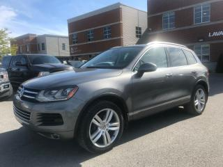 Used 2012 Volkswagen Touareg HIGHLINE for sale in Laval, QC