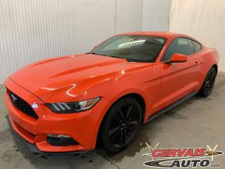 Used 2015 Ford Mustang Ecoboost Performance Package MAGS Bluetooth *Bas Kilométrage* for sale in Trois-Rivières, QC