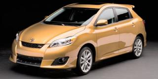 Used 2010 Toyota Matrix XR for sale in Thornhill, ON