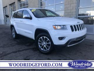 Used 2016 Jeep Grand Cherokee Limited for sale in Calgary, AB