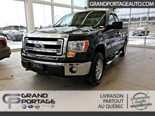 Used 2013 Ford F-150 XLT 4X4 V6 3.7L *BAS KILO* for sale in Rivière-Du-Loup, QC