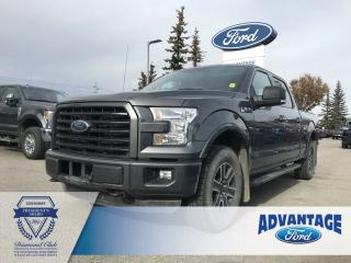 Used 2016 Ford F-150 XLT Voice Activated Navigation - Remote Start for sale in Calgary, AB