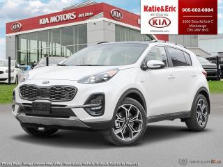 Used 2020 Kia Sportage SX for sale in Mississauga, ON