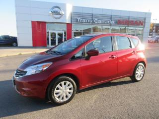 Used 2016 Nissan Versa Note SV for sale in Peterborough, ON