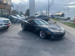 Used 2008 Chevrolet Corvette 2dr Cpe Z06 for sale in North York, ON