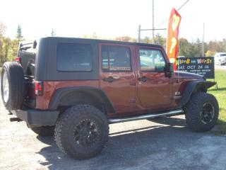 Used 2009 Jeep Wrangler Unlimited X for sale in Fenelon Falls, ON